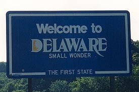 Welcome to Delaware