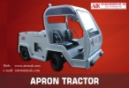 Apron Tractor | Tow Tractors | Baggage Tractor